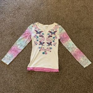 Limited⭐️Too girls shirt size 16
